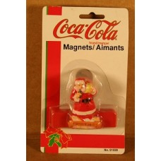 Magnet Clip, Greetings From Santa, On Card