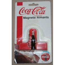 Magnet Clip, Coca-Cola, Hand With Bottle