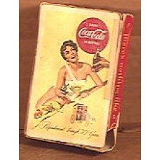 1956 Coca-Cola Playing Cards Box