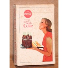1963 Coca-Cola Playing Cards - Complete Deck