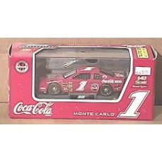 Car, Coca-Cola 600 by Revell, #1, 1:43 Scale, New in Box